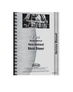 122598   Service Manual - L550   L553   L554   L555   New Holland L550 L553 L554 L555  