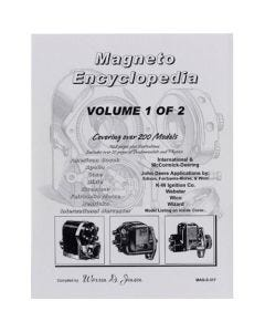 116535   Service Manual - Magneto   Covering Over 200 Models  