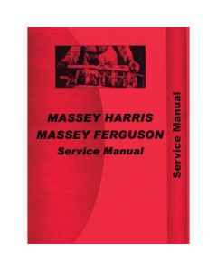 116398 | Service Manual - TO35 | 35 | 50 | Massey Ferguson TO35 35 50 | Massey Harris 50 |