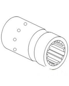 160182 | Shear Tube Coupling Sleeve - Reduction | Massey Ferguson F40 TO35 35 50 65 135 148 150 155 165 168 175 178 188 202 203 204 205 2200 |  | 183088M2 | 880069M2 | 880069M1 | 880069V2