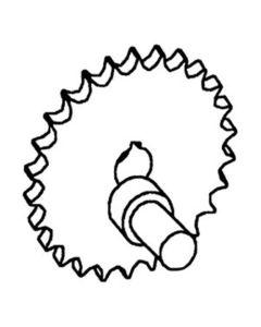 118012 | Shoe Drive Sprocket Crank Assembly | Gleaner A2 C E E3 F F2 F3 K K2 |  | 71130746