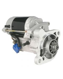 112297 | Starter - Denso Style OSGR (17379) | New Holland L454 L455 L554 |  | 6T7004 | 508198 | 128000-1050 | 17379 | 17384 | 190-530 | 190-570 | 91-29-5151 | TMD-13M00500 | TMD-13M500 | 128000-1770 | 228000-5060 | 228000-5061