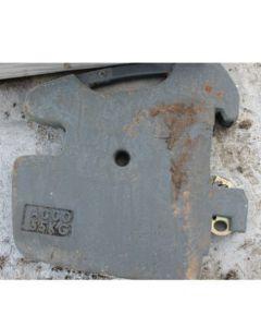 431036 | Suit Case Weight | Massey Ferguson 8680 |  | 3784628M93 | 30012013