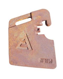 499296 | Suitcase Weight | 75 lbs. | Allis Chalmers 6060 6080 7000 7010 7020 7030 7040 7045 7050 7060 7080 |  | 70267881