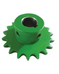 114248   Tailings Elevator Upper Spout Sprocket   John Deere 9560 STS 9650 STS 9660 STS 9750 STS 9760 STS 9860 STS      AH147557