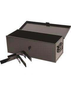 Tractor Tool Box with Brackets - 21