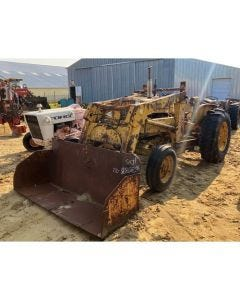 Used Allis Chalmers D15 Tractor parts.