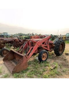 Used Ford 9N Tractor parts.