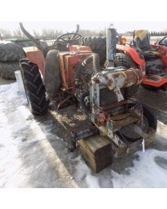 Used International 244 Tractor parts.