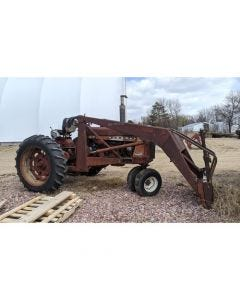 Used International 706 Tractor parts.