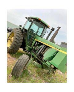 Used John Deere 4630 Tractor parts.