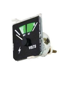 Used Voltmeter fits International 3388 886 3688 986 1460 1086 3588 3788 1586 786 1480 3288 Hydro 186 3088 1486 fits Case IH 1666 1660 1688 1640 1680