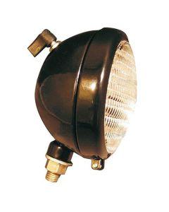 Work Light Assembly - 12V Tail Light Combo Round Black A20965 fits Allis Chalmers 190 D12 D14 D10 D15 fits Case 530 440 430 fits Minneapolis Moline