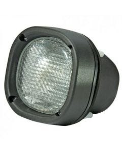 154468 | Work Light - TYRI | 12V / 55W | Halogen | Flush Mount | Flood Beam  | Square | John Deere | AT352538 | John Deere 318D 318E 319D 319E 320D 320E 323D 323E 326D 326E 328D 328E 329D 329E 332D 332E 333D 333E |  | AT352538